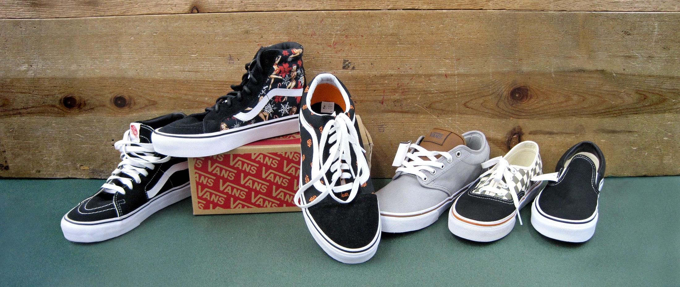Footwear-Vans-Slider