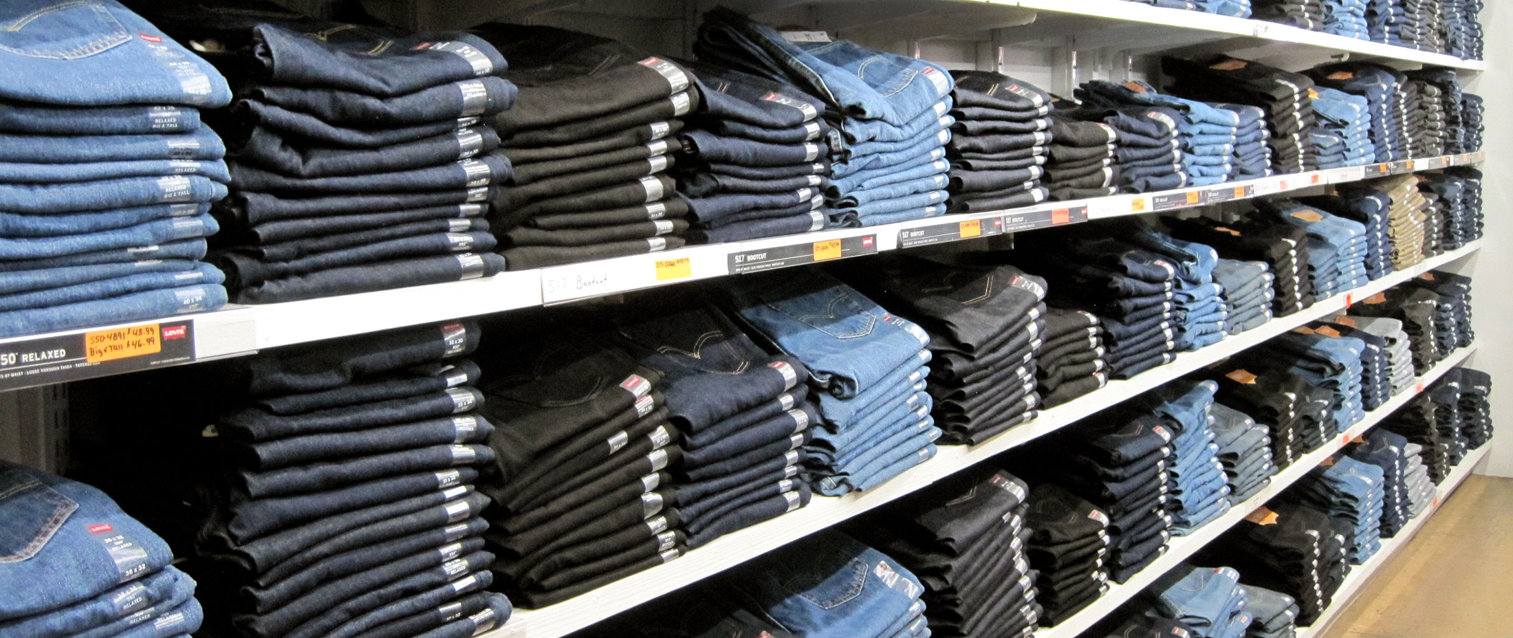 Levis-Wall